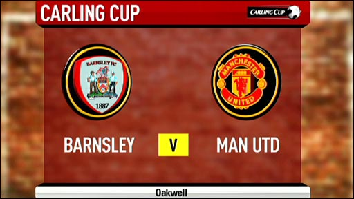 Barnsley v Man Utd