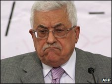Mahmoud Abbas (file image)