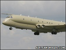 Nimrod XV230 (Pic: AirTeam Images.com)