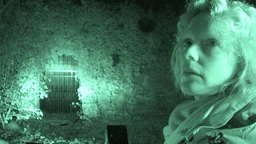 Kate Humble at Woodchester Mansion, Gloucestershire