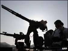 South Korea soldier (file image)