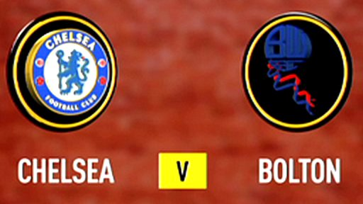 Chelsea 4-0 Bolton