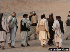 People in Kandahar