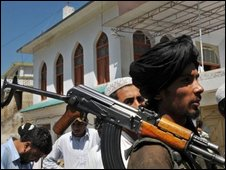 Taliban militant