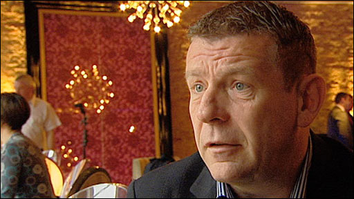 Former Scotland and Rangers keeper Andy Goram