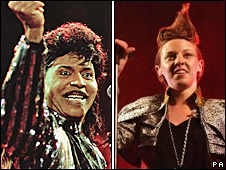 Little Richard and La Roux