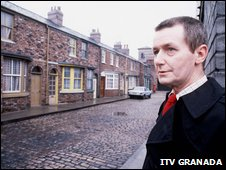 Tony Warren on Coronation Street