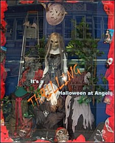 Angels fancy dress store