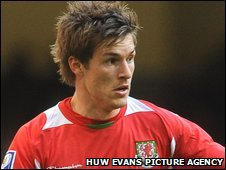Wales international Aaron Ramsey