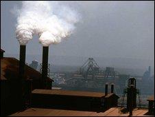 Industrial pollution generic