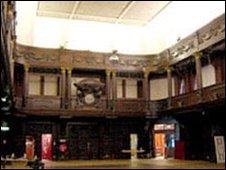 Coal Exchange's main hall