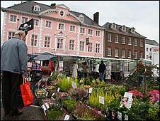 King's Lynn market