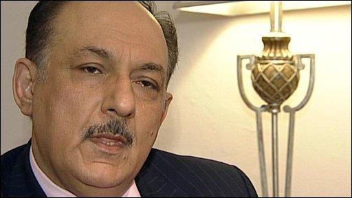 Arshad Chaudhry