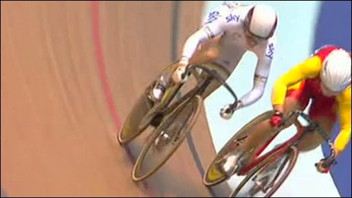 victoria pendleton legs. Victoria Pendleton