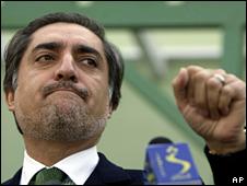 Abdullah Abdullah (26 October 2009)