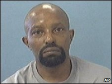 Undated police photo of Anthony Sowell