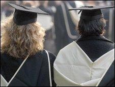 Generic image of university students