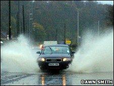 Flooding [Pic: Dawn Smith]