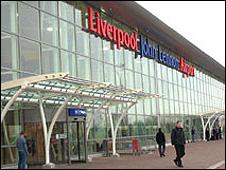 Liverpool John Lennonr Airport