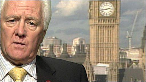 Chairman of the Treasury Select Committee, John McFall