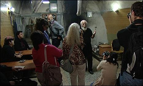 Jerusalem Underground festival