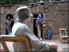 Albino people in a safe haven in Tanzania, 01/09