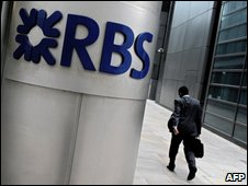 RBS headquarters in London