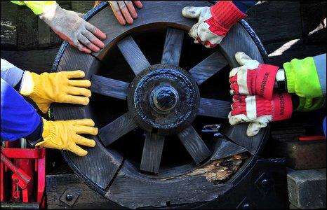 Wheel of Mons Meg