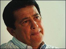 Brazil's transport minister, Alfredo Nascimento