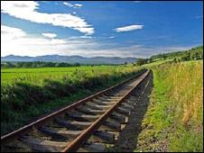 Strathspey Railway line
