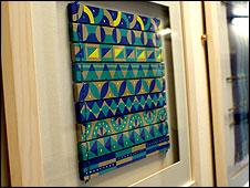 Weavings by Seiko Kinoshita