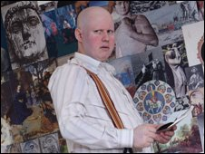 Matt Lucas in Prick Up Your Ears