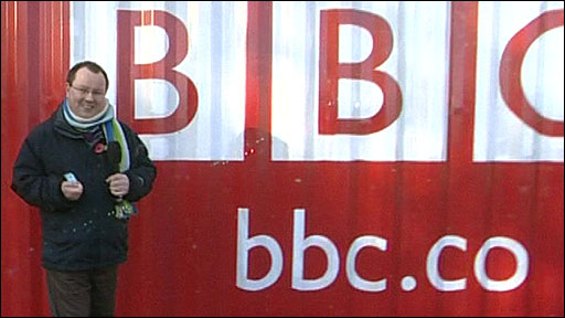 Declan Curry and the BBC Box