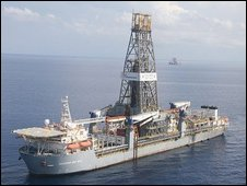 Statoil deep sea search in the Gulf of Mexico