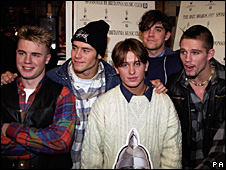 Take That in 1993