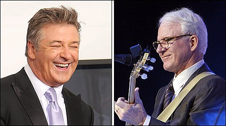 Alec Baldwin and Steve Martin