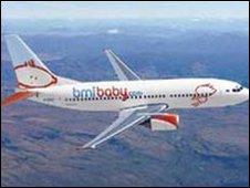 Bmibaby plane