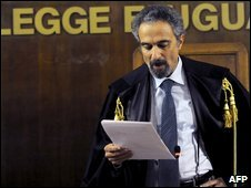 Judge Oscar Magi, 4 Nov 2009