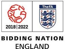 England World Cup bid logo