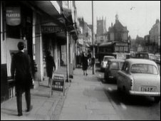 Marlborough high St in 1969