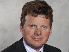 Richard Benyon, MP for Newbury