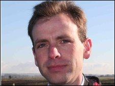 Tim Burkinshaw