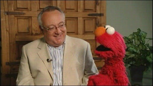 Kevin and Elmo