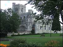 Priory Church of St Peter, Dunstable