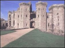 Raglan Castle