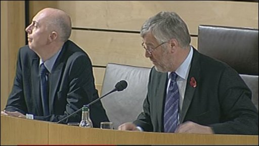 MSPs voted at decision time