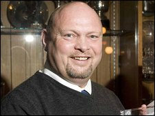 Linfield manager David Jeffrey