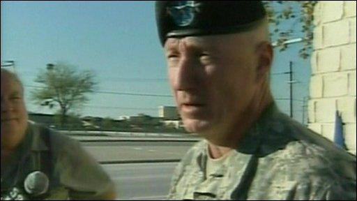 Lt Gen Bob Cone, US Army