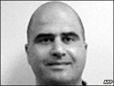 US Army Major Nidal Malik Hasan