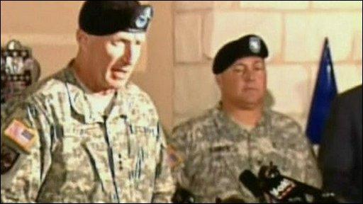 Lieutenant General Bob Cone